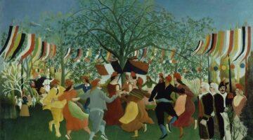 Henri Rousseau Le centenaire de l'indépendance (1892)