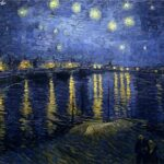 The Starry Night - Van Gogh