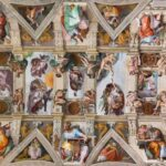 fresco painting | novel planning workshop