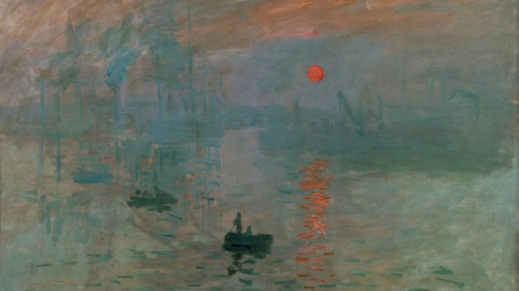 flash fiction guide impressionist painting