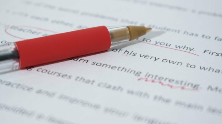 common writing mistakes