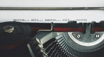 (Live Workshop) Revising the Novel: Take Your First Draft to the Next Level